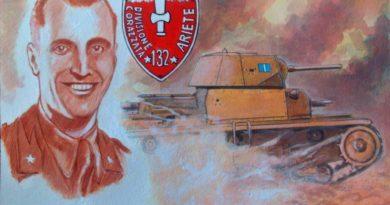用鲜血换荣誉: 1934-1945意大利陆军坦克部队人员伤亡情况和获奖记录