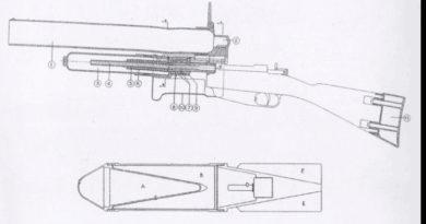 意大利反坦克手炮——60mm榴弹发射器